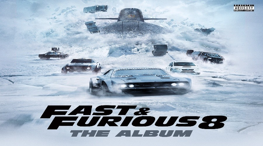 Fast & Furious 8: The Album con música de Pitbull & J Balvin