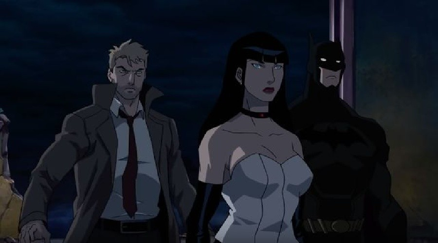 Justice League Dark (La Reseña)