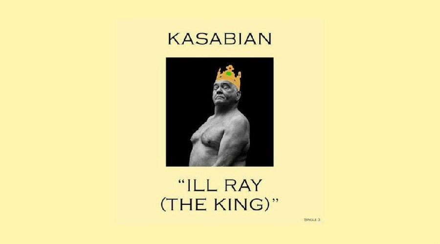 Kasabian estrena su nuevo sencillo: III Ray (The King)