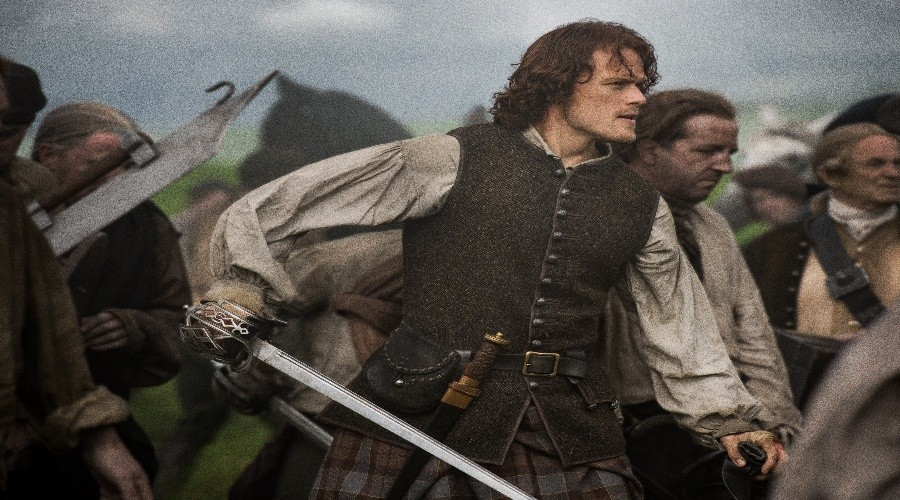 ¡Outlander regresa con su tercera temporada!