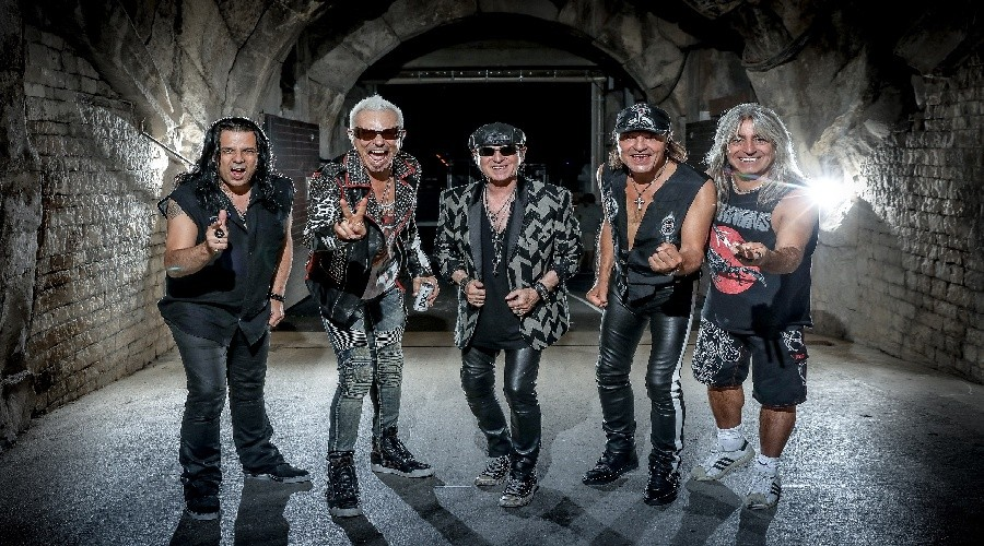Scorpions nos presenta su nuevo material: Born To Touch Your Feelings ?Best Of Rock Ballads