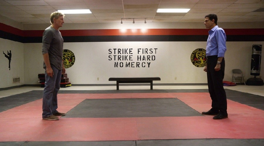 Cobra Kai y el regreso del Karate Kid a YouTube Red (reseña sin spoilers)