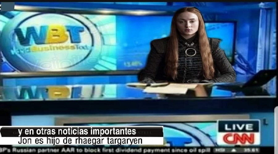 Game of Thrones y la galería de memes del 8x04